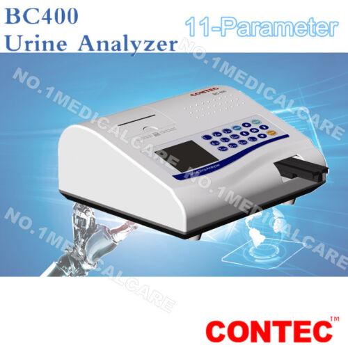 BC400 Urine Analyzer,GLU,BIL,SG,KET,BLD,PRO,URO,NIT,LEU,VC,PH,Thermal Printer