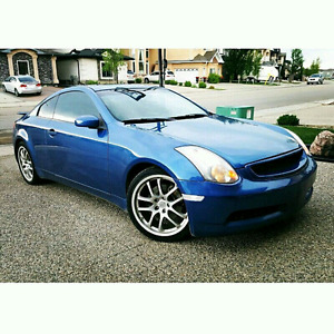 2005 Infiniti G35 Rev-Up Coupe 6MT