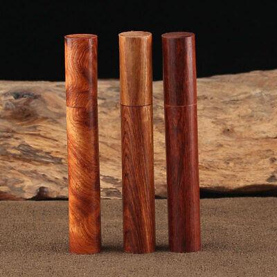 Kunsthandwerk Aufbewahrungskiste Für Joss-Stick Brenner Sticks Aus Holz Halter ()
