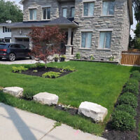 LANDSCAPING - CLEAN UP- MAINTENANCE- RESODDING & MORE.. CALL A&J