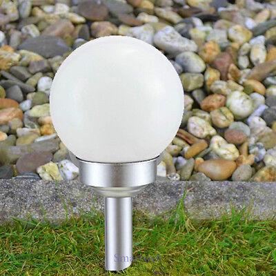 Kugel Solarlampe Solarkugel Gartenlampe Außenlampe Solarleuchte Gartenleuchte