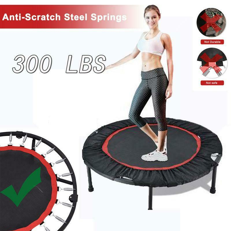 Out/Indoor Training Jumping  Youth Kids Trampoline Exercise