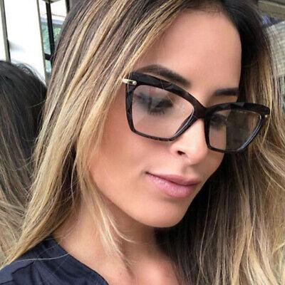 Fashion Square Glasses Frames Women Trending Styles Optical Computer Glasses (Trending Eyeglass Frames)