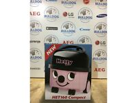 Numatic Hetty Compact HET160 Bagged Cylinder Vacuum Cleaner