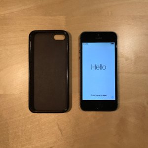 iPhone 5s (unlocked) great condition