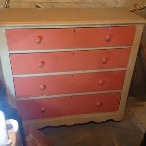 Gorgeous antique large dresser
