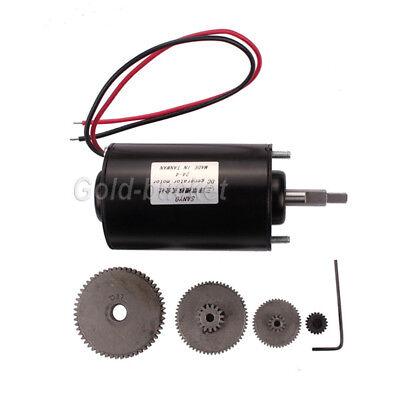 - DC Generator Motor 36W 12-24V Wind Turbine Permanent Magnet Dual Purpose 4 Gears