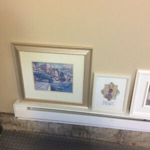 framed art various sizes large  and small St. John's Newfoundland image 1