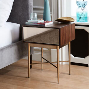 BRAND NEW- REDUCED PRICE! - West Elm Nightstand
