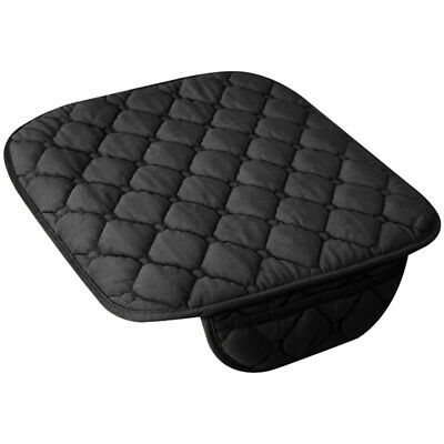 A Mat Chair - Black Universal Car Seat Cover Soft Warm Breathable Mat for Auto Chair Cushion