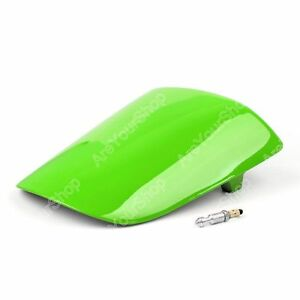 Rear Seat Cover Cowl For Kawasaki ZX6R ZX 6R 2000-2002 Green