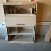 4 Drawer Stainless Steel Shelf