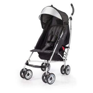 New Like - Summer Infant 3D Lite Stroller, Black