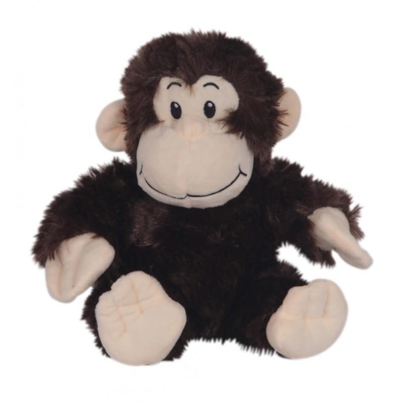 "NWT 10"" Bubbles the Monkey Teddy Bear Unstuffed Plush"