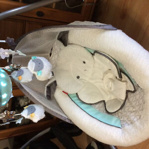 Lamb platinum edition cradle n swing
