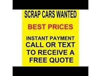 Scrap car manchester best cash price paid for scrapping your car