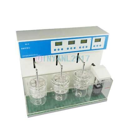 1pc New Lab Equipment Disintegration Tester Bj-3 220v