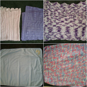 Baby Blankets - MAKE AN OFFER