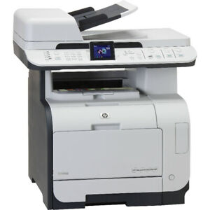 HP Color LaserJet CM2320nf Multifunction Printer