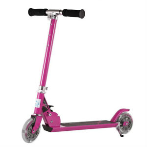 Trotinette rose neuve - Pink kids scooter new