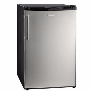 Cuisinart 4.4 cu. ft. Stainless Steel Compact Refrigerator