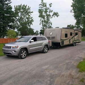 Roulotte/Travel Trailer Ever-Lite par/by Ever Green 32 MKS