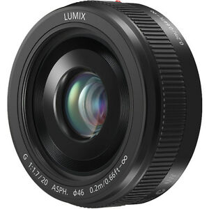 Panasonic 20mm Lens