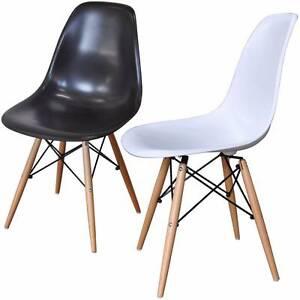 Replica Eames Eiffel Side Chair - Retro Cafe Restaurant Silverwater Auburn Area Preview