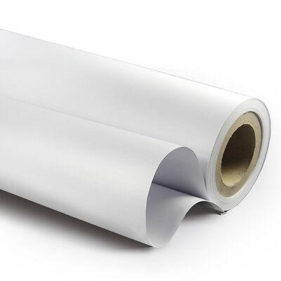 1 Rolle Inkjetpapier 130g matt DIN A1 Posterpapier Plotterpapier - 59,4cm x 30m