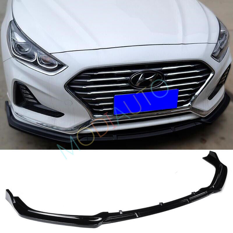 Front Bumper Lower Spoiler Ford Ecosport 2014-2018 High Quality Brand New