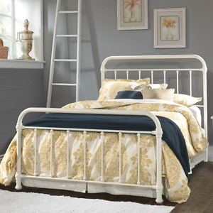 Queen Size Metal Panel Bed Frame -$295 OBO