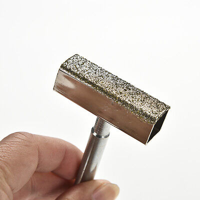 Diamond Coated Grinding Wheel Stone Dresser Tool Dressing Bench Grinder Tool
