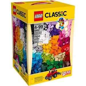 Lego classic 1500 pc.