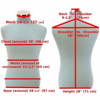 2 Nylon Covers To Renew Male Female Mannequin Toros Sm2 White Coversjerseys