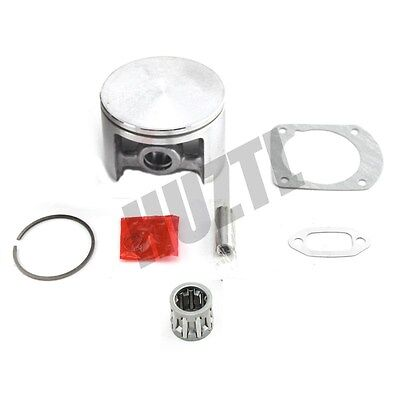 48MM Piston With Ring Pin Bearing Gasket For HUSQVARNA Chainsaw 61 NEW on Rummage