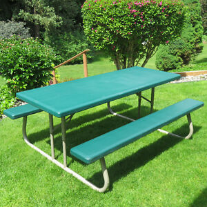 Sturdy 6 ft. Picnic Table