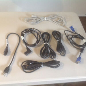 Power / Printer Cables for sale