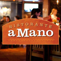 Pizza Cook Wanted: Ristorante a Mano