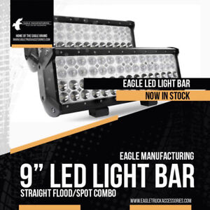 Super Bright Dual Row LED Light Bars FREE SHIPPING + FREE BONUS