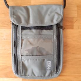 RFID blocking anti theft bag