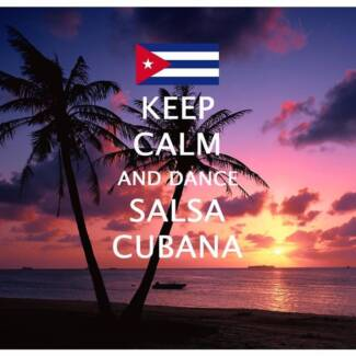 Private Cuban Salsa Lessons