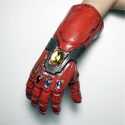 ndschuhe Avengers Endspiel Infinity Gauntlet Tony Stark Cos (Iron Man-handschuhe)
