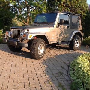 2003 Jeep TJ Autre