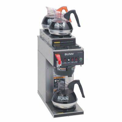 Bunn Medium Volume Decanter Coffee Maker - Automatic 3.9galhr 120v