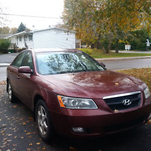 Price Drop - 2007 Hyundai Sonata Sedan