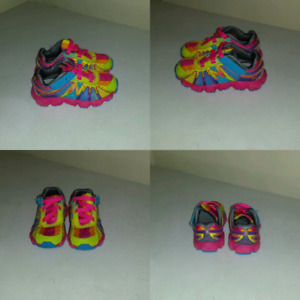 New balance shoes (size 7 toddler)