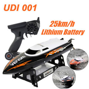 DI001-2.4GHz High Speed RC RACING Boat - includes BONUS BATTERY