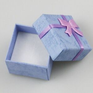 ring box all 35 of them for only 10.00  all brand new
