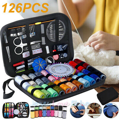 Sewing Kit Travel Mini Small Emergency Accessories Set Portable Basic Hand Home Basic Accessory Kit