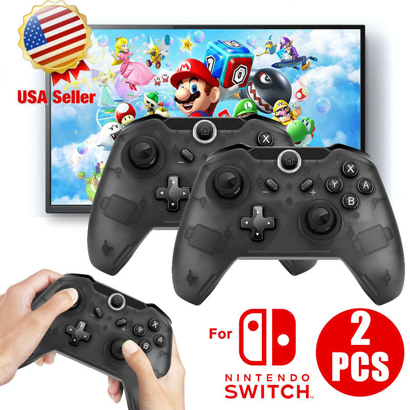 Купить Unbranded/Generic Nintendo Switch - Wireless Pro Controller Remote Gamepad for Nintendo Switch Console Black